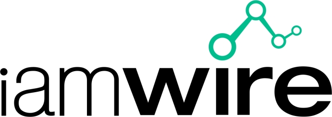 iamWire-Logo-White Background