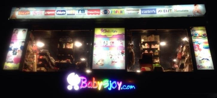 Babysjoy