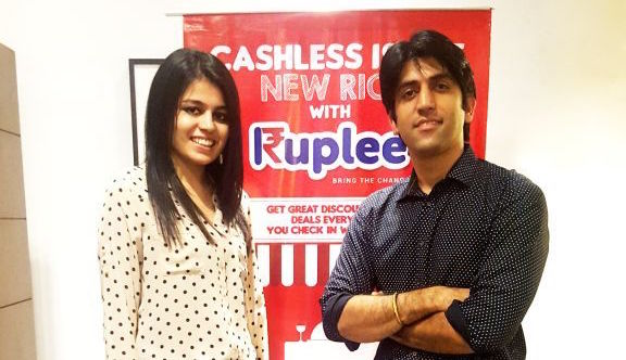 Natasha Jain and Rohit Chadda- ebusiness India