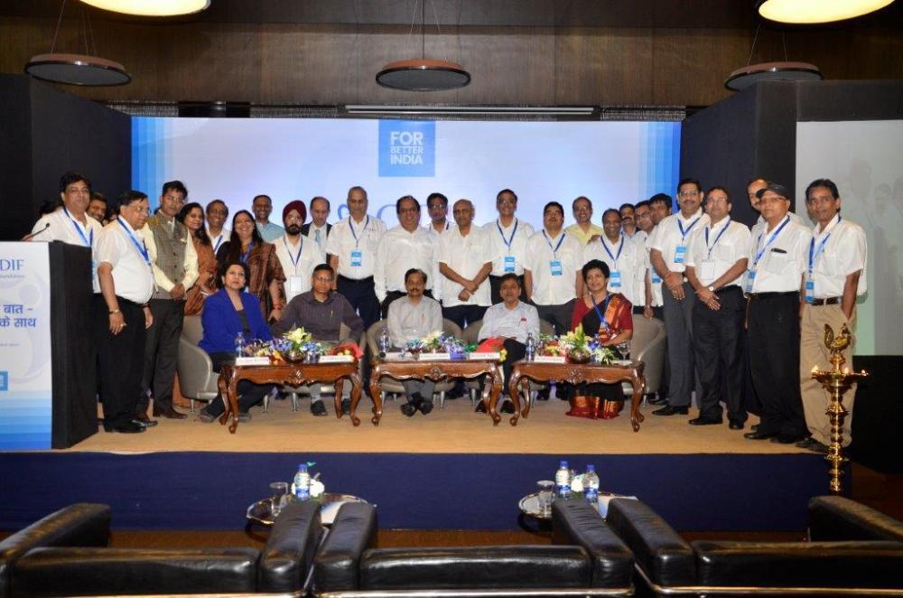 Panelists at the CIO Digital Foundation