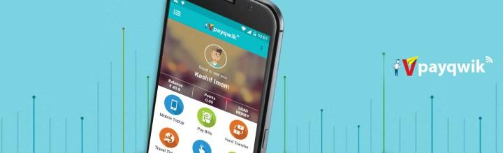 VPAYQwik Ewallet App