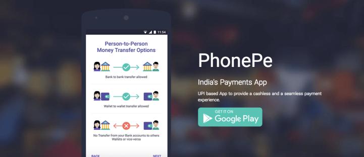 Phone Pe Ewallet App