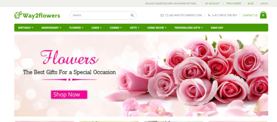 Online Flower Delivery In India, Online Florist