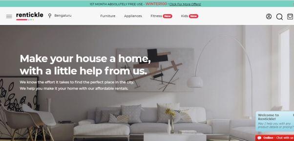 Rent Furniture Online